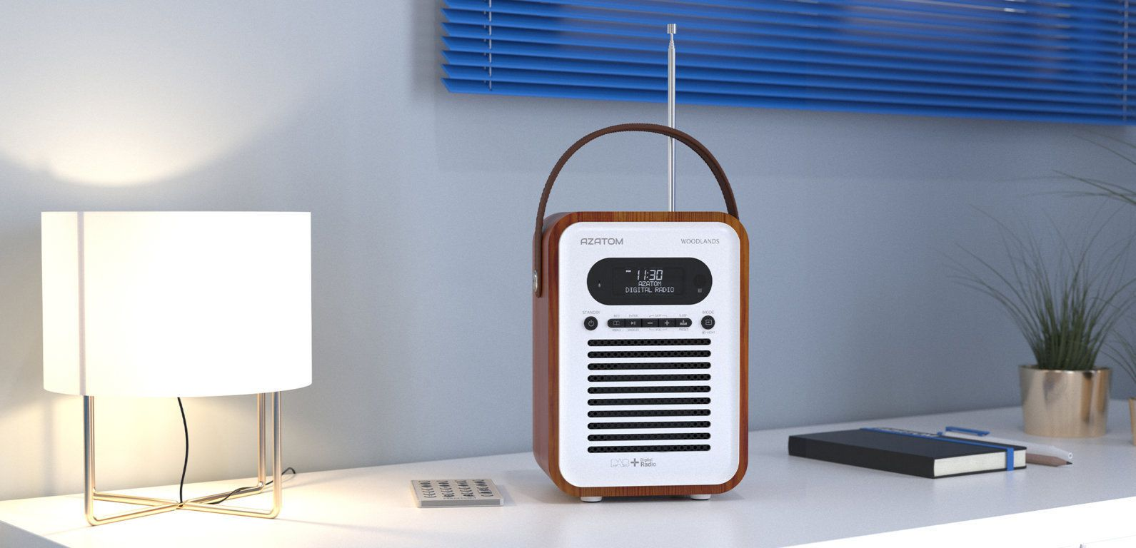 Woodlands DAB Radio