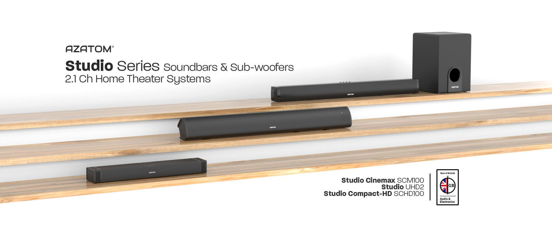 Introducing the Studio Soundbar Series