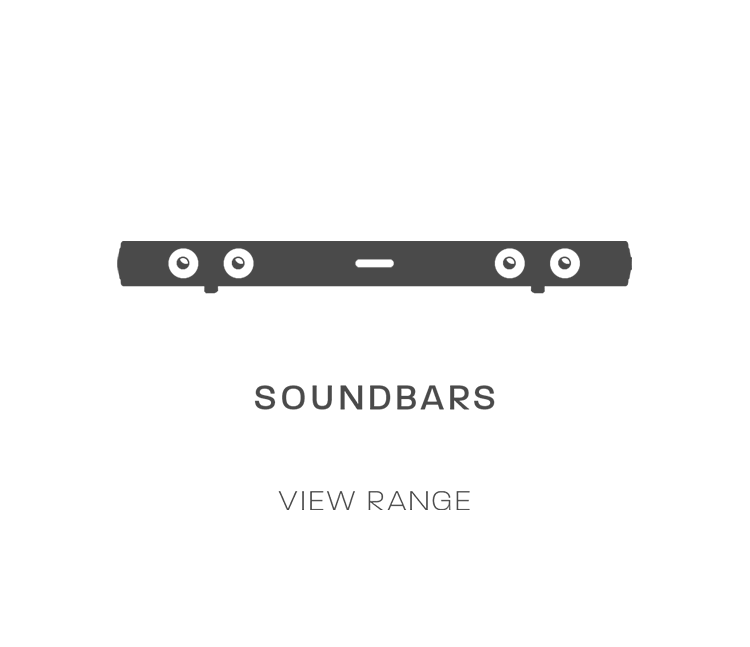 Soundbars, Sub-woofers and Home Cinema Systems