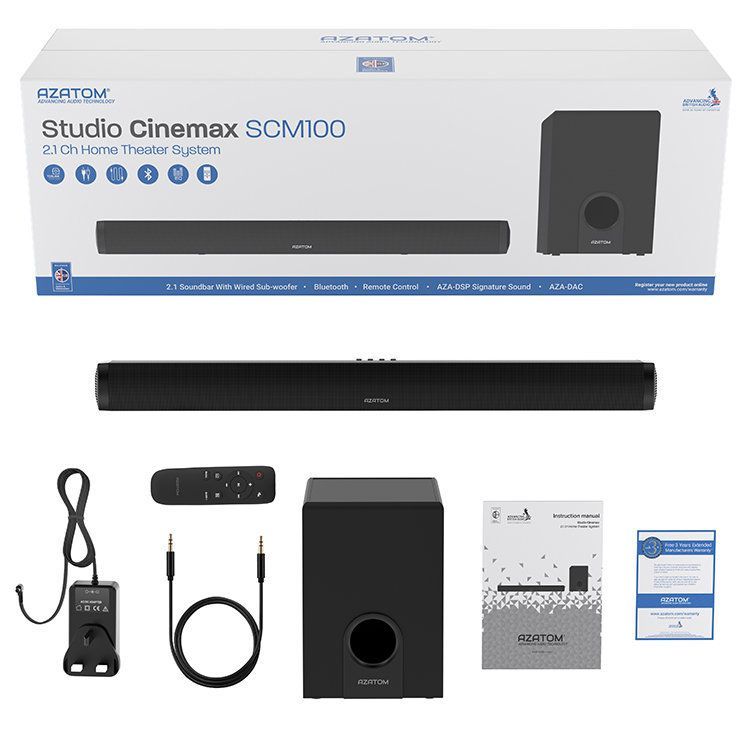 Studio Cinemax SCM100