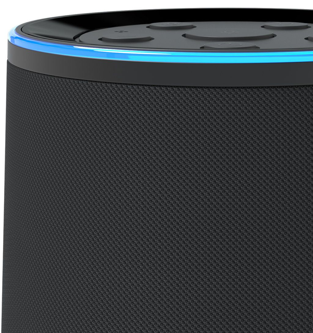 Azatom Venture VT100 Smart Speaker with Alexa and Multi-Room